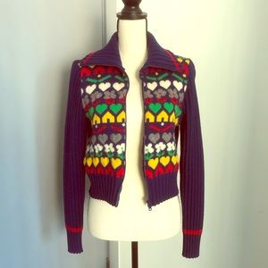 United Colors of Benetton wool cardigan
